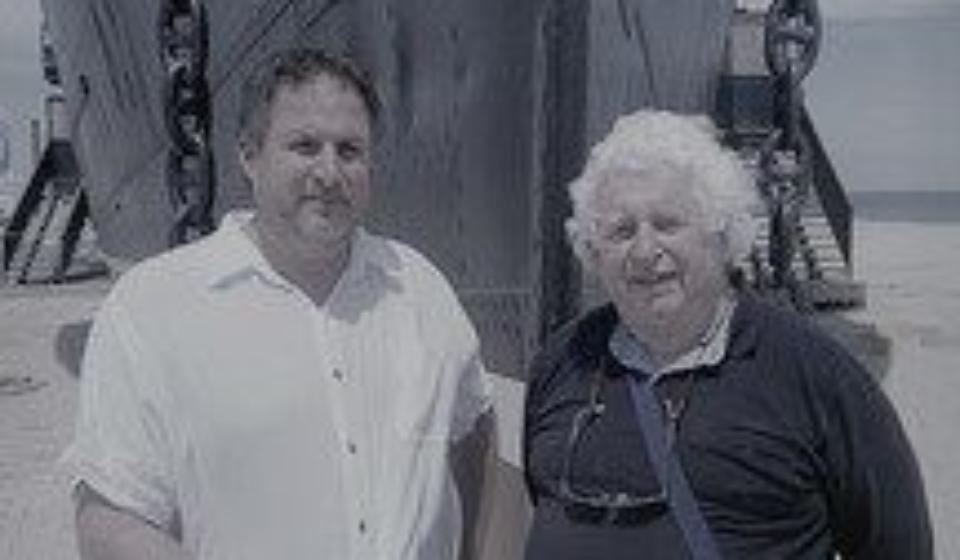 Olivier Alba et Jacques Hiron