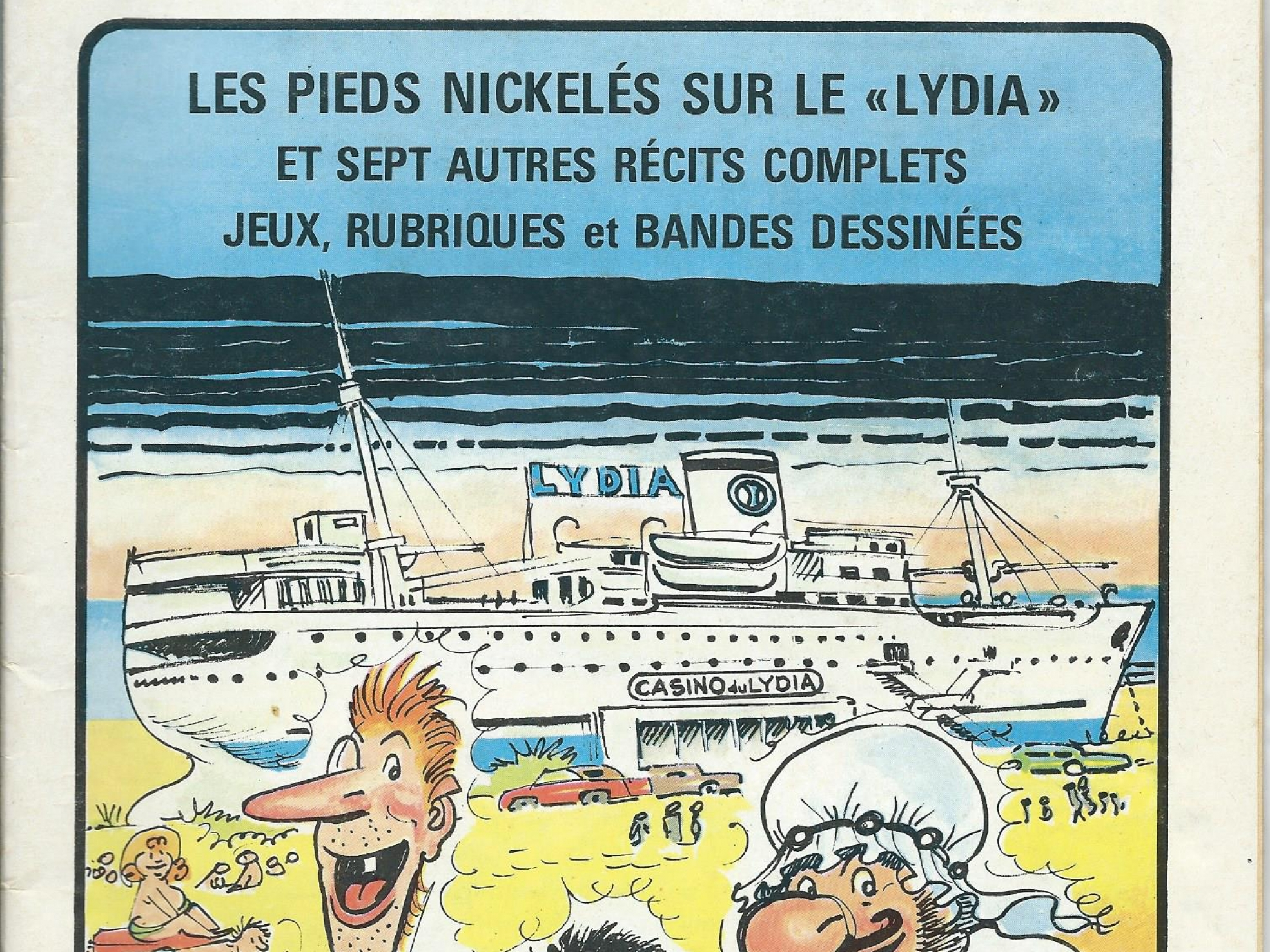 couv pieds nickelés